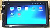 Автомагнитола 2 DIN Pioneer 7918 Android 8.1 Wi Fi, Bluetooth, Gps Навигация, фото 4