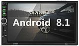 Автомагнитола 2 DIN Pioneer 7918 Android 8.1 Wi Fi, Bluetooth, Gps Навигация, фото 2
