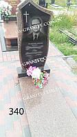Памятники на могилу із закритим квітником каталог