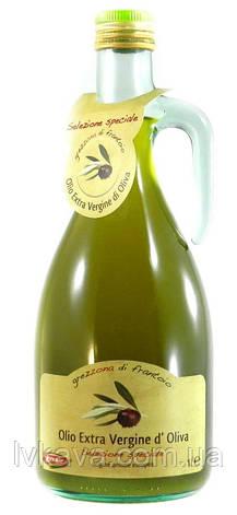 Оливковое масло не фильтрованное  Extra Vergine Grezzona di Frantoio Levante, 1 л, фото 2