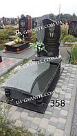 Памятники красивые на могилу из серого гранита каталог