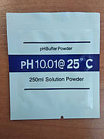 Калибровочный раствор для ph метра - pH 10,01( стандарт-титр ) Порошок на 250 мл (ML0460)