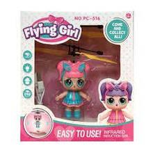 Летающая кукла Flying Girl