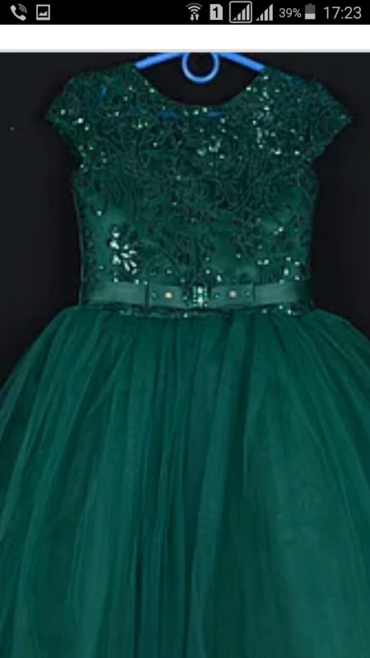 Детское платье для девочки нарядное р. 5-6 лет опт евро сетка