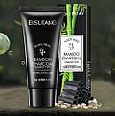 Очищающая маска пленка Bisutang Black Bamboo Charcoal от черных точек 60 g, фото 2