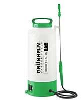 Аккумуляторный опрыскиватель GRUNHELM GHS-10