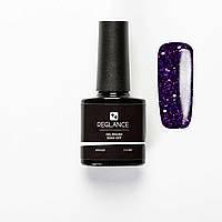 Гель-лак Reglance 027 Фиолетовый с блестками 7.5 мл