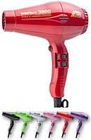 АКЦИЯ! Фен для волос PARLUX Ceramic ionic 3800. Красный. Италия.Оригинал.