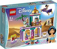 Конструктор LEGO Disney Princess Приключения Аладдина и Жасмин 37104