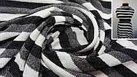 Велюровая трикотажная ткань