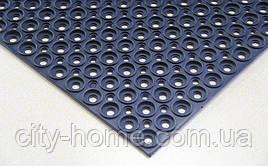Коврик резиновый сота 90 х 180 х 0,9 см