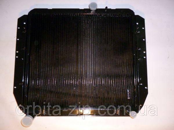 4331-1301010-01 Радиатор водяного охлаждения ЗИЛ 4331 (3-х рядный) (пр-во ШААЗ)