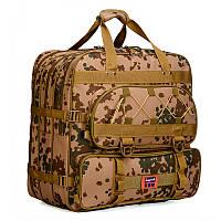 Рюкзак для рыбалки FanFish PS-47 на 3 отделения, самый большой и вместительный