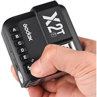Передатчик Godox X2T-F трансмиттер для Fujifilm (X2TF), фото 1