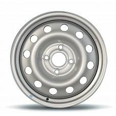 Диск колесный Hyundai Accent Gets  5.5x14 4x100 ET45 DIA56.56 Silver серебристый SKOV Steel Wheels
