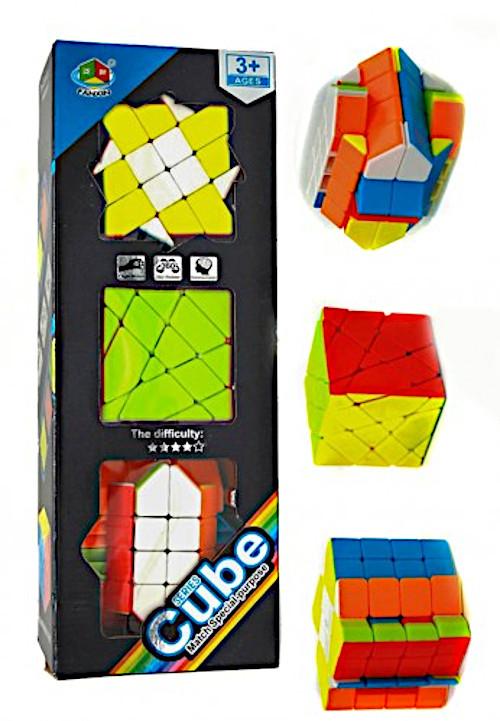 Подарочный набор кубиков головоломок №FX7863