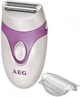 Женская бритва AEG (Отправка в день заказа) Lady Shaver LS 5652 Фиолетовая Германия