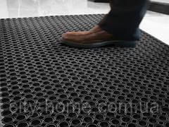 Коврик резиновый сота 100 х 150 х 2,2 см