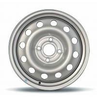 Диск колесный KIA RIO II  5.5x14 4x100 ET45 DIA56.56 Black черный SKOV Steel Wheels