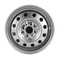 Диск сталевий SKOV ВАЗ 2110 Kalina, Priora 5x14 4x98 ET35 DIA58.5 Silver срібло