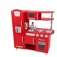 Kidkraft Дитяча ігрова кухня Red Vintage (53173)