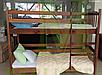 Двухъярусеая кровать из массива дерева- Бай-Бай, фото 4