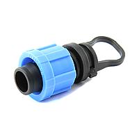 Заглушка Presto-PS для капельной ленты, в упаковке - 100 шт. (TР-0117)