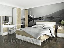 """Спальня """"Лаура"""" фабрики Сокме, меблі для спальної кімнати"""