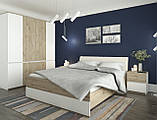 """Спальня """"Лаура"""" фабрики Сокме, меблі для спальної кімнати, фото 2"""