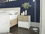 """Спальня """"Лаура"""" фабрики Сокме, меблі для спальної кімнати, фото 4"""