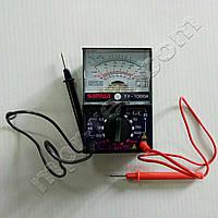 Мультиметр аналоговый SAMWA YX-1000A (1000В, 500мА, 1кОм) (MR0127)