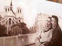Портрет на заказ маслом фотографии от профессионального художника Ankri Peren, фото 1