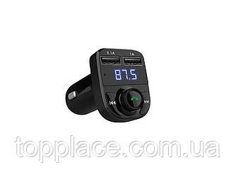 FM модулятор Car X8 c функцией Bluetooth