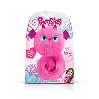 Интерактивная игрушка дракончик Зои Помсис Pomsies Zoey Dragon Pink розовая