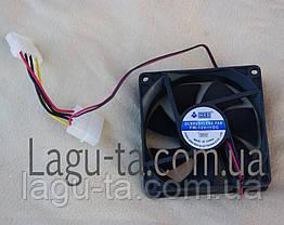 Вентилятор 80мм*80мм*24мм - DC12в, фото 3
