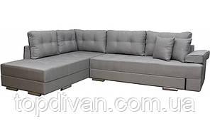 """Кутовий диван """"Прінстон"""". Багама 31. Габарити: 2,95 х 2,10 Спальне місце: 2,00 х 1,60"""