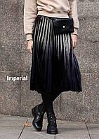Женская плиссированная юбка, фото 1