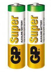 Батарейки GP Super Alkaline AA, 2 шт