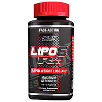 Жиросжигатель Lipo-6RX Nutrex  60 капсул