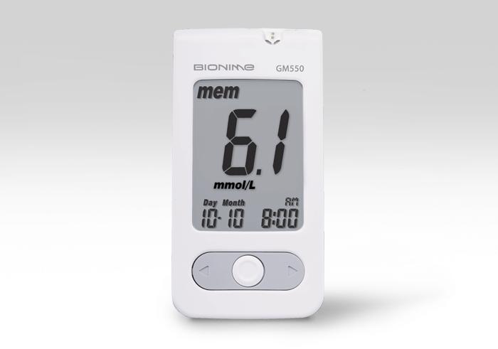 Глюкометр Rightest GM550