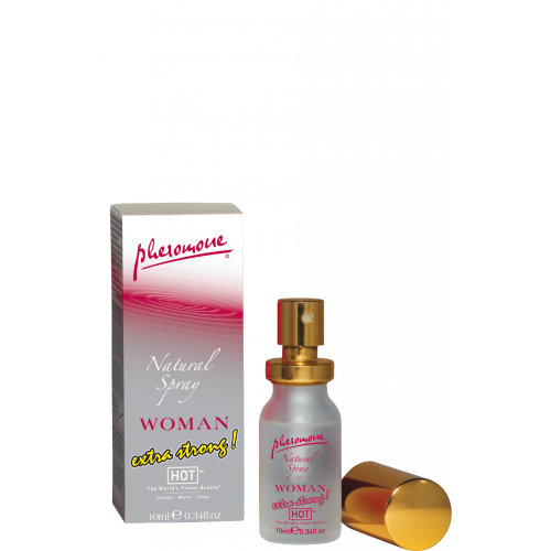 Духи для женщин с феромонами без запаха Extra Strong Natural Spray «Twilight», 10 мл