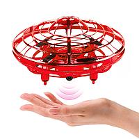 Квадрокоптер TOYS X40T индукционный дрон с управлением руками удержанием высоты
