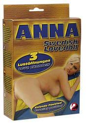 Кукла  ANNA Swedish