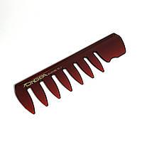 Расчёска-гребень барбер meshcomb 02