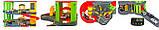Детский игровой гараж парковка.ПАРКОВКА / ГАРАЖ 3-х УРОВЕНЬ С ЭЛЕКТРОННЫМ МОДУЛЕМ + 6 АВТОМОБИЛЕЙ, фото 10