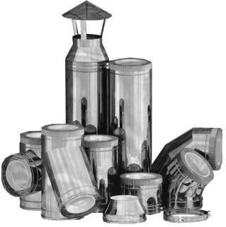 Дымоходные трубы AISI 304