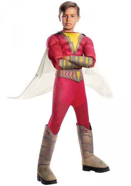 Детский карнавальный  костюм Шазам(герои Marvel)