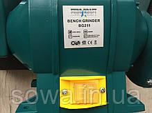 ✔️ Точильный станок Euro Craft BG211   (1600Вт, 150-200мм круг ), фото 2