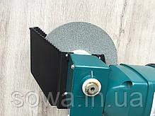 ✔️ Точильний верстат Euro Craft BG211 (1600Вт, 150-200мм коло ), фото 3