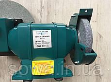✔️ Точильный станок Euro Craft BG211   (1600Вт, 150-200мм круг ), фото 3